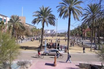 Bachelors, Masters ou Doctorat à l'université d'Arizona aux USA