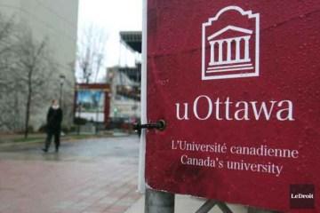 Bourse de formation au Canada à l'Université d'Ottawa