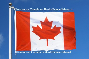 Bourses au Canada en île-duPrince-Edourd