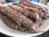 Grilled kebobs