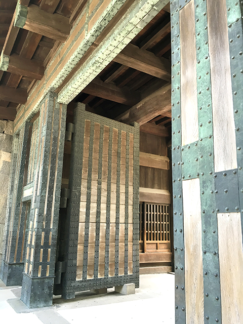Tayasu Gate at Edo Castle