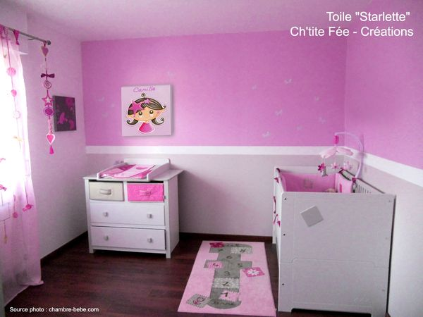 Decoration Chambre Fille New York