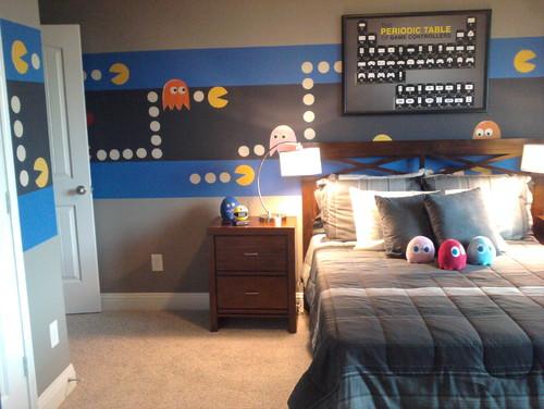 chambre deco jeux video