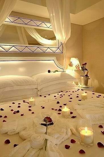 decoration chambre pour nuit de noce