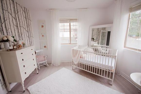 Decoration Chambre Nouveau Ne Fille Visuel 3