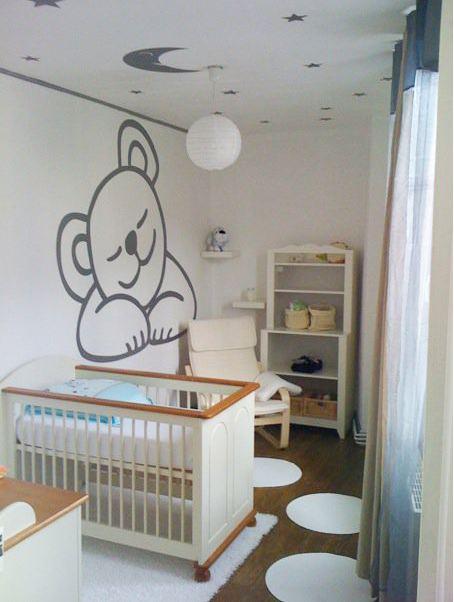 chambre bebe mixte deco