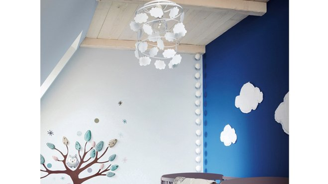 luminaires chambre bebe  visuel 9