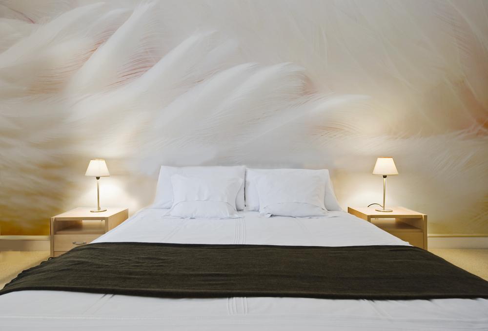 Deco Chambre Mur Noir - Décoration de maison idées de design d ...
