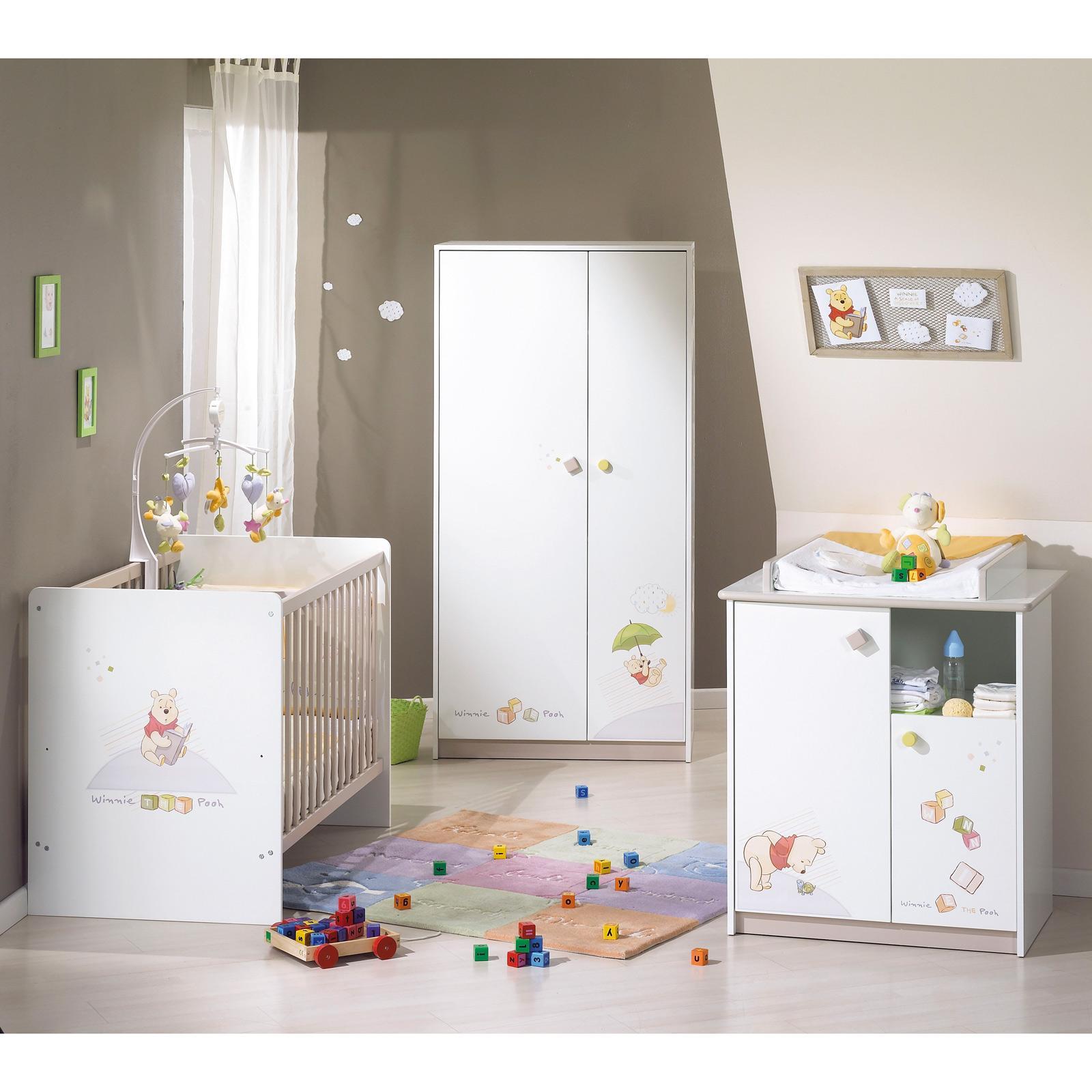 Chambre Bebe Winnie Lourson Sauthon - Décoration de maison idées de ...