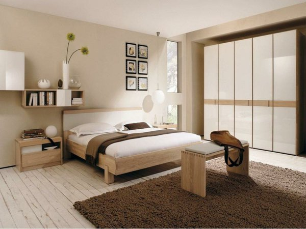 idee decoration chambre adulte zen