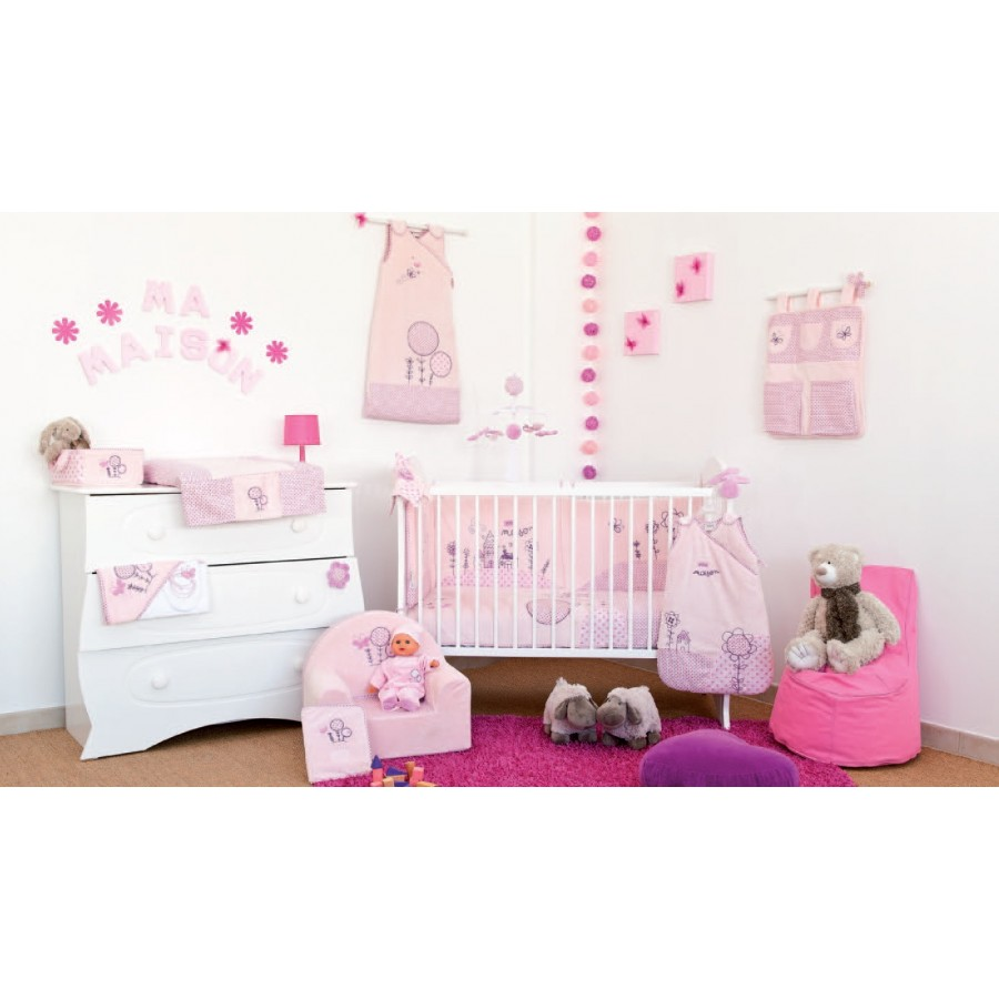 deco chambre bebe theme souris  visuel 6