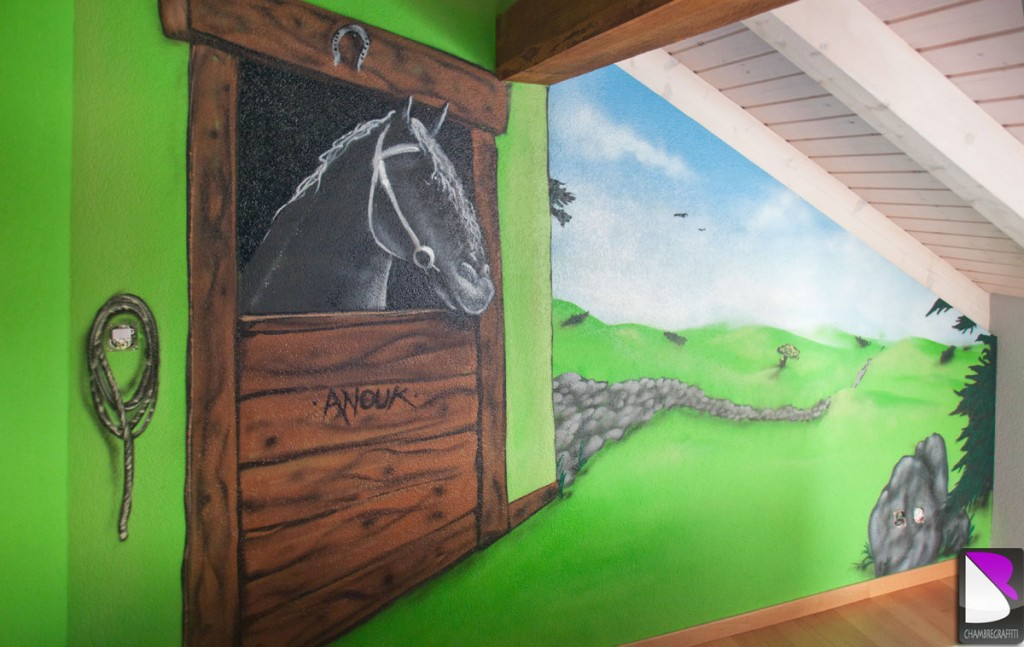 Decoration Chambre Equestre