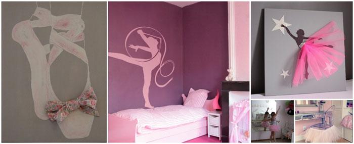Best Deco Chambre Danseuse U Visuel With Cadre Deco