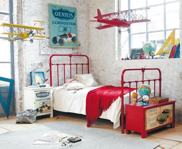 idee decoration chambre garcon 6 ans