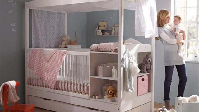 Chambre Bebe Ikea Idee
