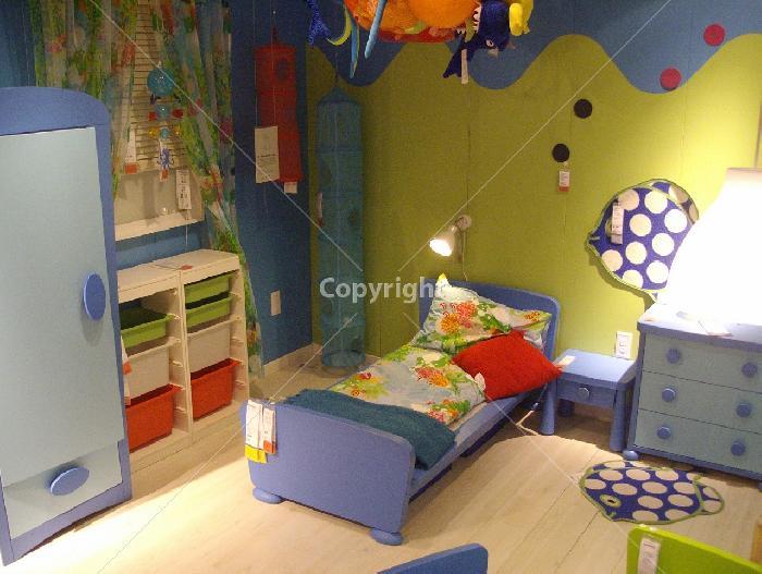 decoration chambre garcon 7 ans