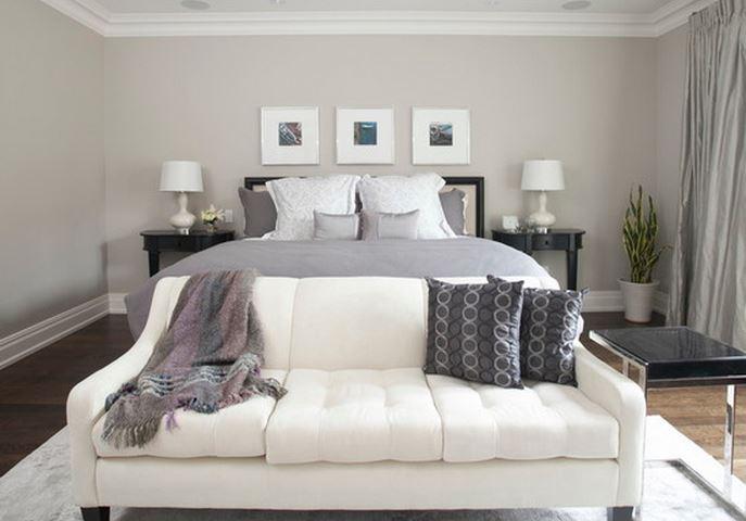 decoration autour d un lit