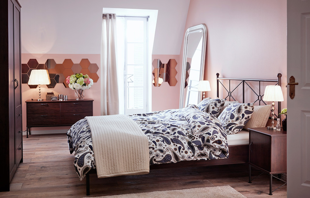 Deco Chambre A Coucher Ikea Visuel 4