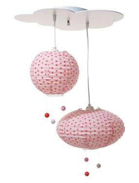 luminaires chambre bebe fille  visuel 3