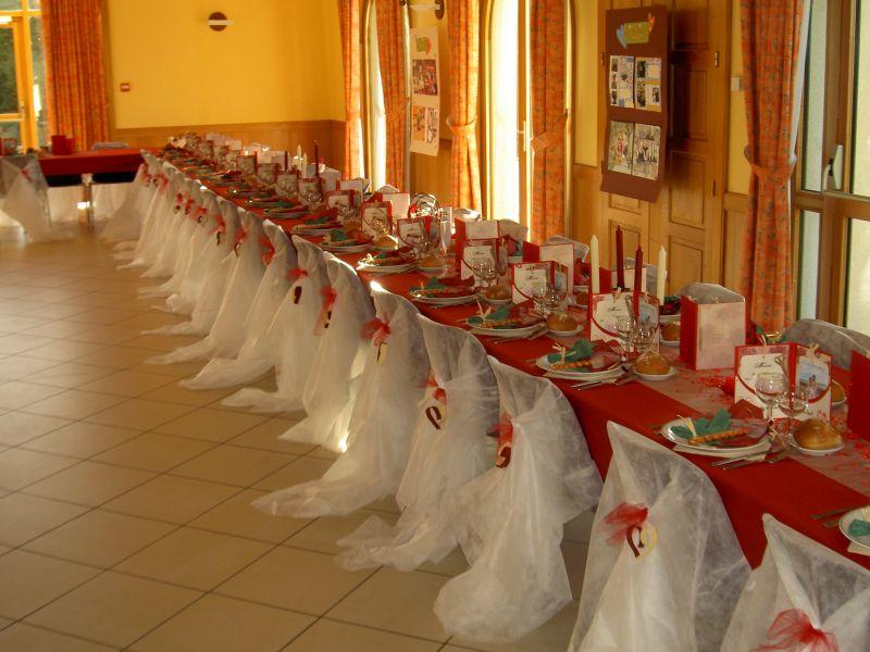 faire decoration chaise mariage