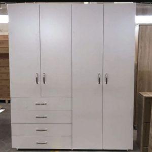 armoire sarra 4 portes 4 tiroirs tunisie