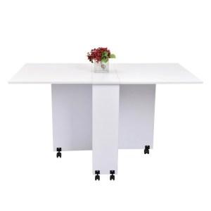 table de cuisine pliante blanche tunisie