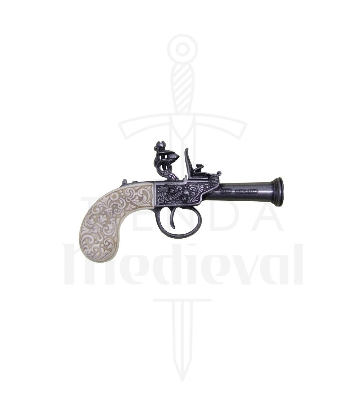 ️pistolet à silex anglais, année 1798. Pistolets à silex