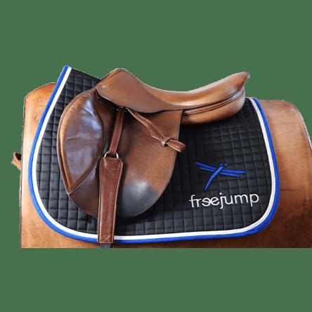 tapis de selle premium freejump boutique equitation