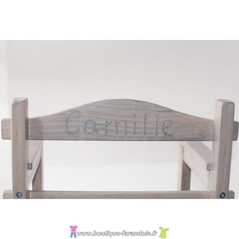 chaise junior chaises hautes en bois