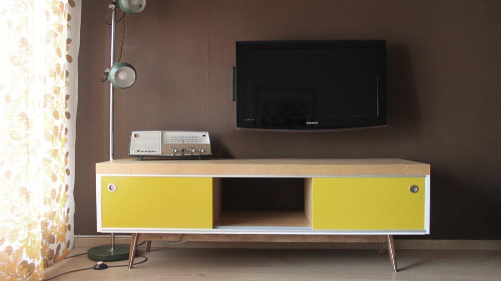 Meuble Tele Ikea Scandinave Boutique Gain De Placefr