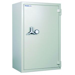 armoire forte ignifuge classeur chubbsafes profile nt capacite 139 litres ignifuge 2 heures avec serrure a verrouillage central