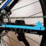 Masterein VTT VTT Vélo de route Chaîne protection Shield Plastique Couleur aléatoire