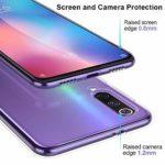 Oihxse Compatible pour Samsung Galaxy A320/A3 2017 Coque [Mignon Transparente Éléphant Lapin Motif Séries] Housse TPU Souple Protection Étui Ultra Mince Anti Choc Animal Case (A11)