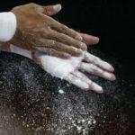 PICSIL Magnésium d'escalade en Bloc ou en poussière pour la Gymnastique, Rock pour l'haltérophilie, l'haltérophilie et la Gymnastique croisée (8 Bloques de 57gr (456gr))