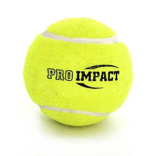 Pro Impact de cricket 6Balles de tennis (Heavy Duty–spécialement pour cricket)