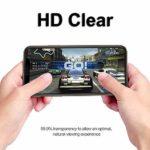 Bear Village® 9H Verre Trempé pour Galaxy A8S, Sans Traces de Doigts, 3D Touch, Ultra Résistant Protection en Verre Trempé Écran pour Samsung Galaxy A8S, 2 Pièces