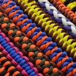 Paracorde 550 corde, pour bracelet ou collier de chien, 31 mètres, noir brun