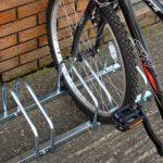 Hardcastle Support de Rangement pour Vélo à Monter au Mur/Sol – Choix de Taille
