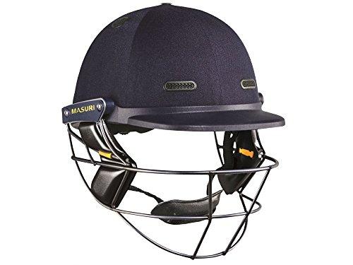 Masuri Test de Vision Série Titanium Casque de Cricket Petit Green