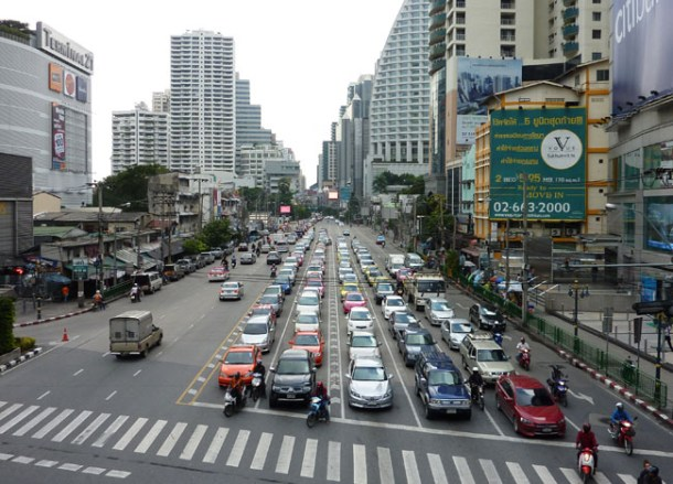 Asoke Road, Indian Visa Application in Bangkok, British Citizens UK