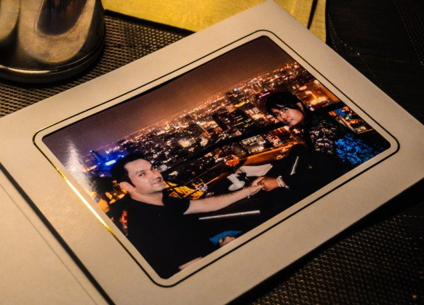 Free Framed Photo, Vertigo Banyan Tree Best Rooftop Restaurant in Bangkok