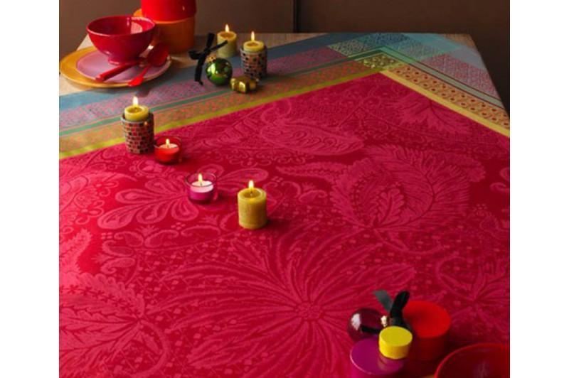Isaphire Tablecloth by GarnierThiebault Luxury French