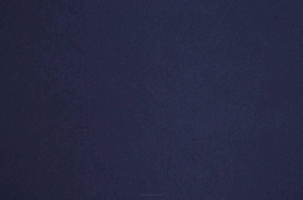 Tissu velours couleur bleu marine SAM189_02