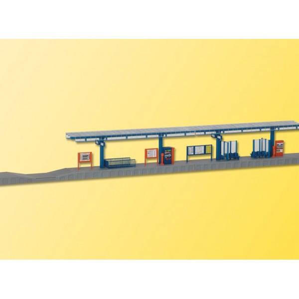 KIBRI 39556 Quai De Gare Sulzberg HO Boutique Du Train