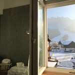 Room vith view in San Candido