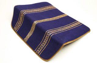 Hand embroidered cotton clutches - pochette en tissu tissé brodée a la main by Mablé Agbodan IMG_7375