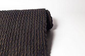 Echarpe en coton brodée by Mablé Agbodan _ IMG_6411