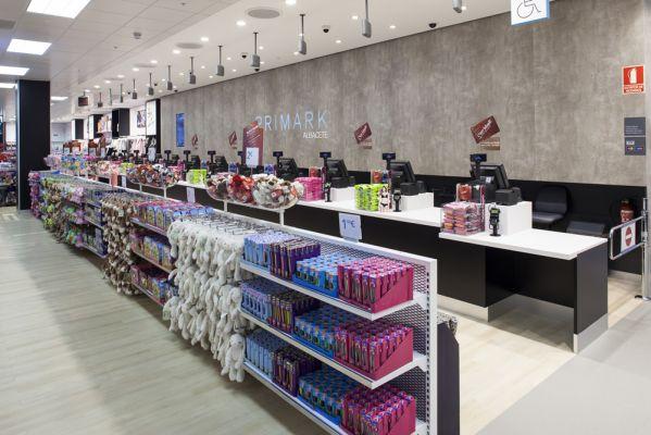 Boutique Marseille Grand Littoral Primark Guide