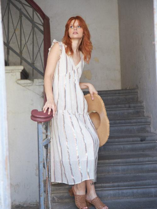 OLIVIA שמלה