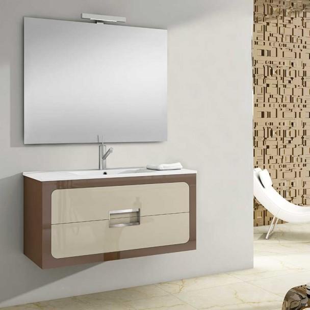 meubles de salle de bains bari slim